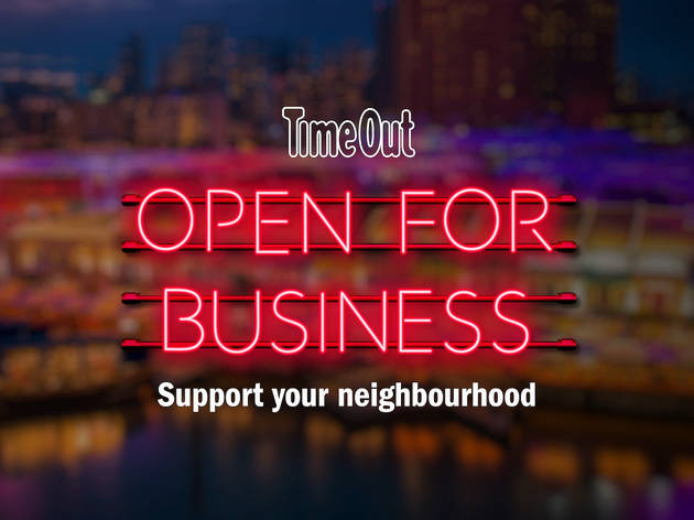 Time Out Singapore, Open for Business