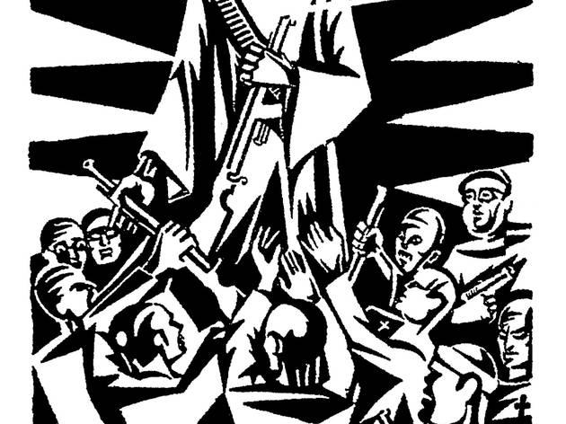'Mundo obrero', d'Helios Gómez