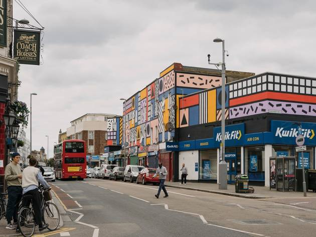 The very best of Leyton, chosen by a clued-up local
