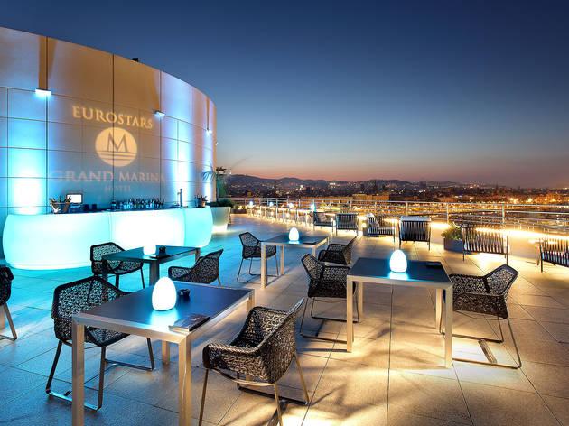 Sortegem un sopar romàntic, nit d'hotel i esmorzar a l'Eurostars Grand Marina 5* GL!