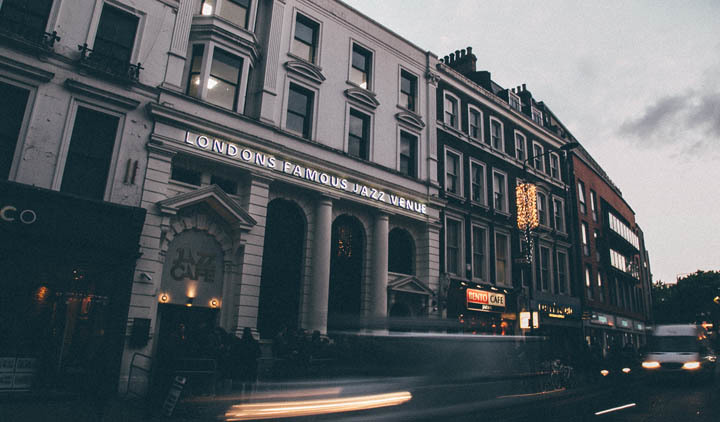 The Jazz Cafe is reopening to socially distanced crowds