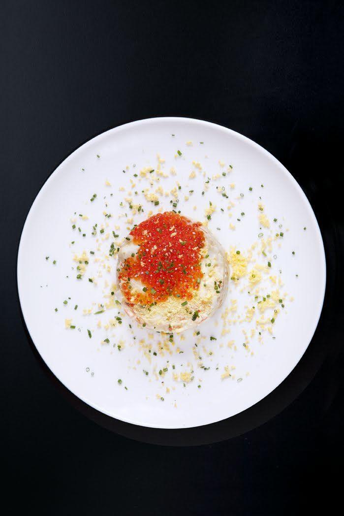 Russian salad at La Tasquita de Enfrente