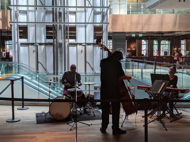 Live Music, Time Out Market Montréal