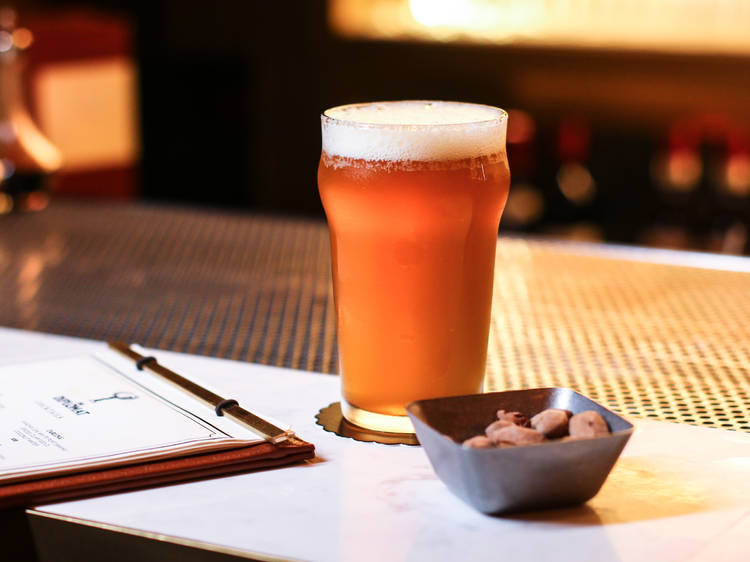 The Diplomat launches an American pale ale