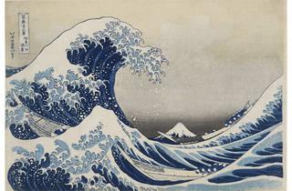 The Great Wave Off Kanagawa by Hokusai