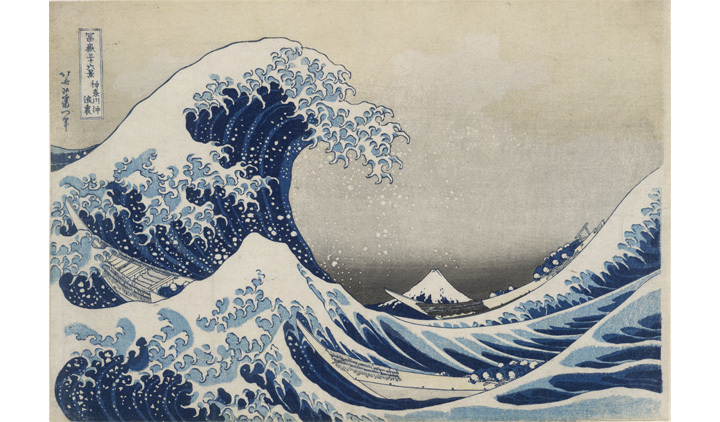 Wave hello: the British Museum has bought 103 'lost' Hokusai drawings
