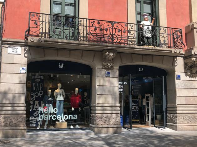 Gap Barcelona