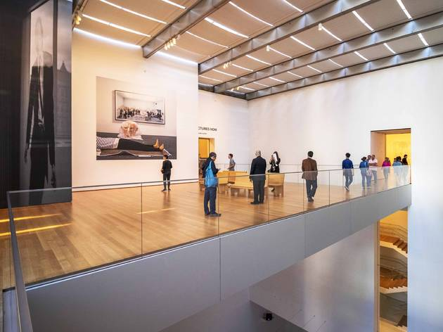 MoMA has officially reopened and you can get in for free this month!
