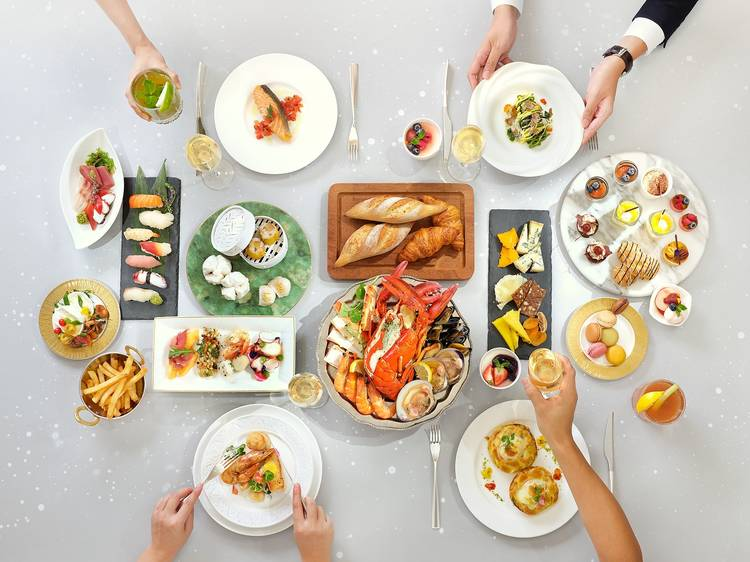 Hotel staycations made for foodies in Hong Kong