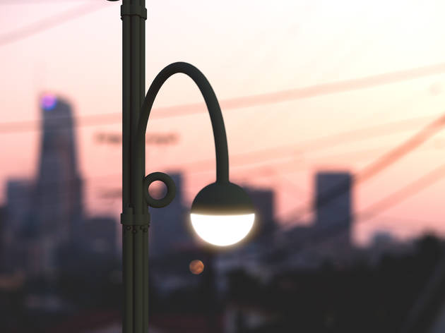L.A. is replacing its most boring streetlights with this new design