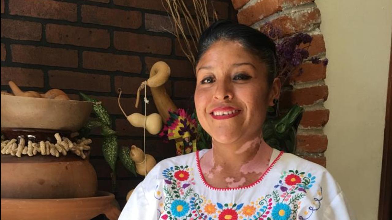 Dalia Rodríguez, cocinera tradicional