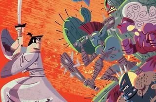 Protagonista del cómic Samurai Jack