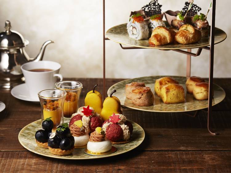 Best afternoon tea in Tokyo to treat yourself