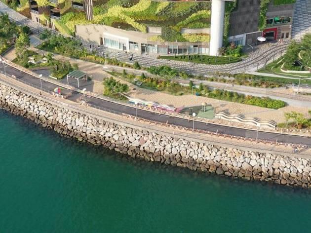 New Territories Cycling Network Hong Kong Development Bureau