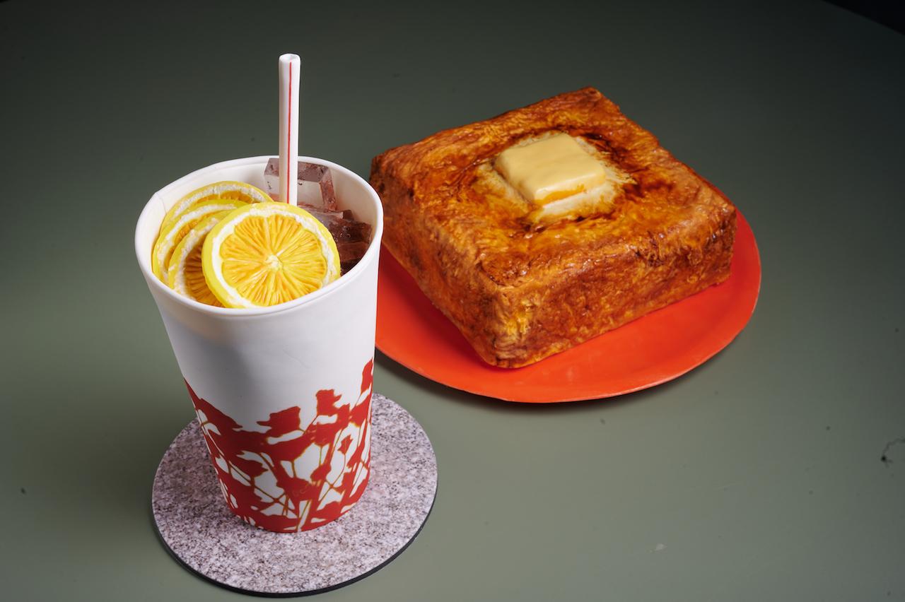 幾可亂真!香港創意打卡蛋糕