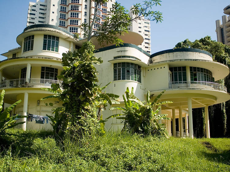 8 abandoned places in Singapore and the stories behind them