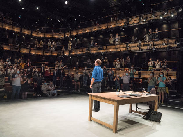 10 things you need to know about socially distanced London theatregoing