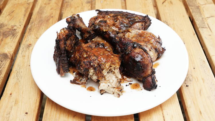Peppa's Jerk Chicken