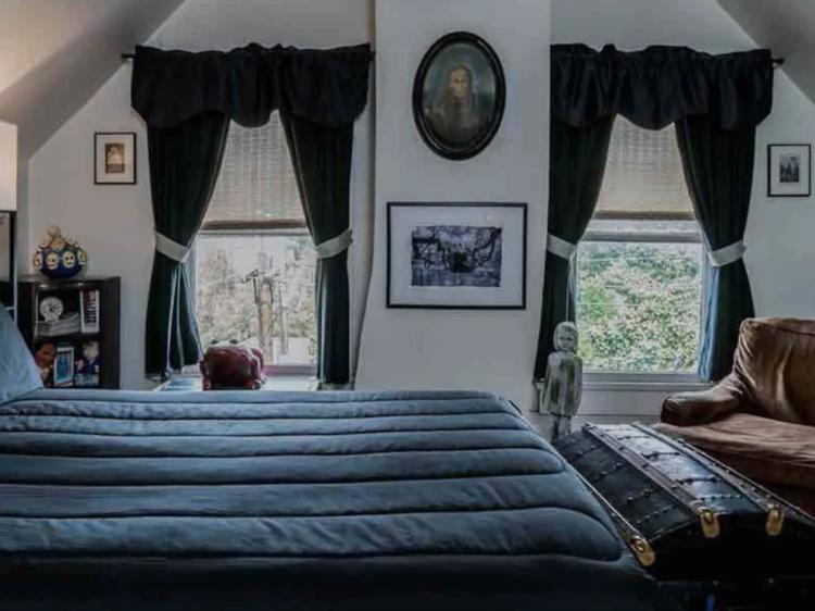 New Orleans, LA: The dead girl's bedroom