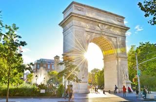Washington Square Park Greenwich Village