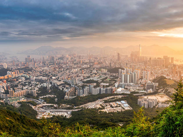 5 Accessible city hikes in Kowloon