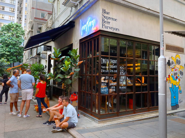 A guide to Hong Kong bars currently open as cafes or restaurants