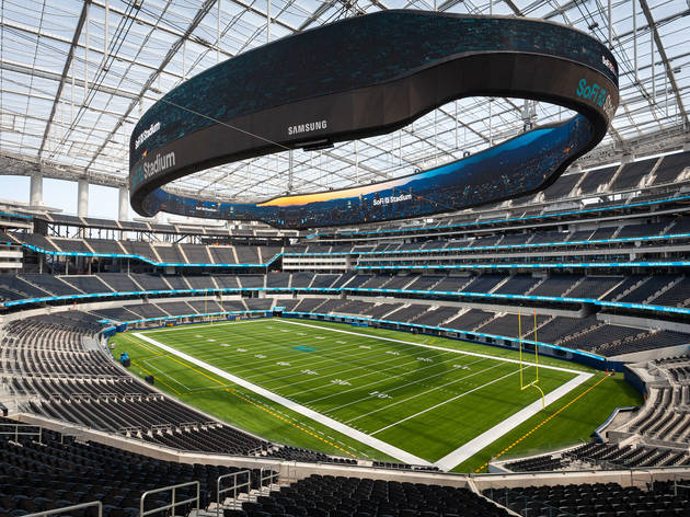 The stunning new SoFi Stadium might actually make you fall in love with L.A. football