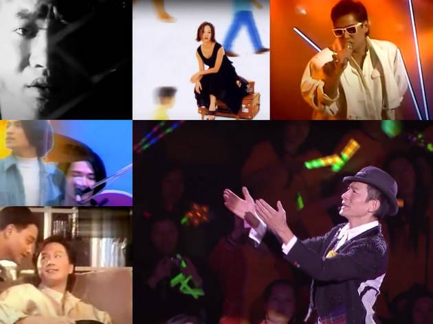 Cantopop songs that evoke a sense of nostalgia