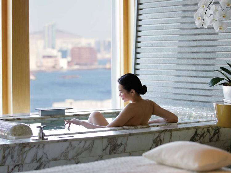 Urban wellness staycations to book in Hong Kong