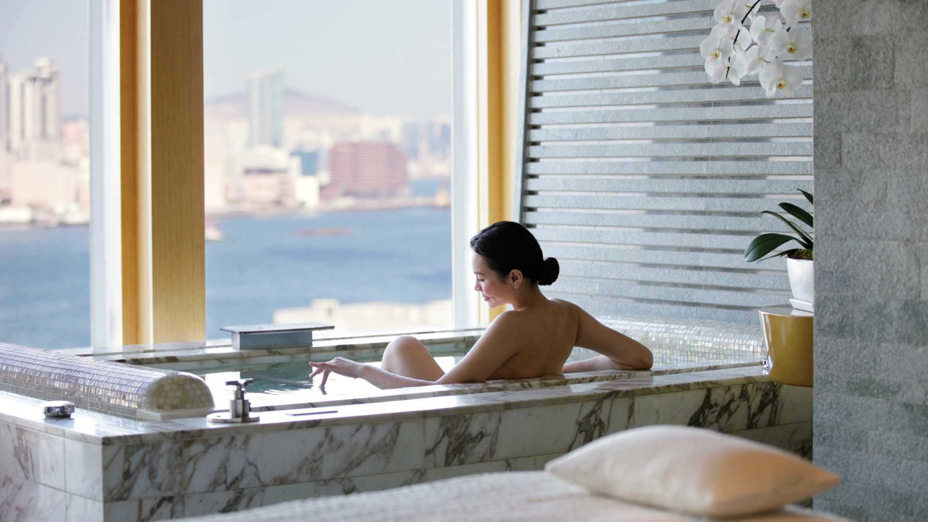 The best wellness hotel staycations in Hong Kong