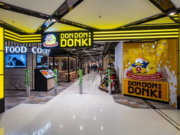 Don Don Donki opens first-ever sushi restaurant this October