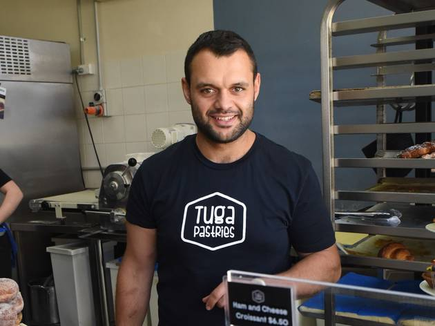 Diogo from Tuga Pastries