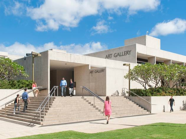 Queensland Art Gallery and Gallery of Modern Art (QAGOMA)