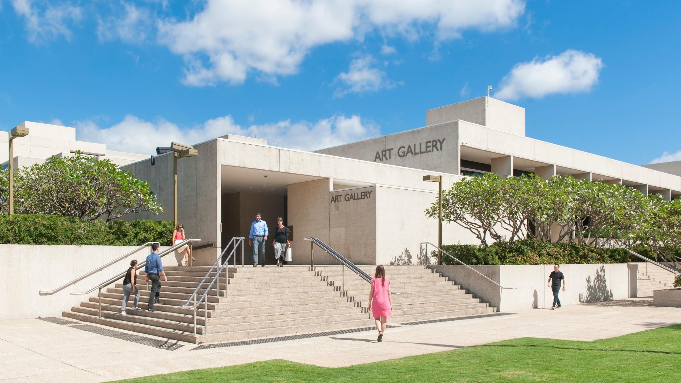 Queensland Art Gallery and Gallery of Modern Art (QAGOMA)