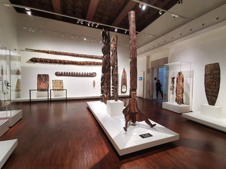 Ethnological Museum and Museum of World Cultures