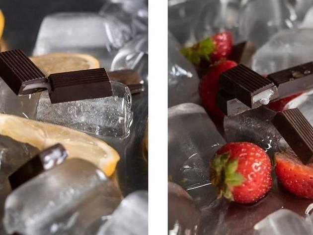A Arcádia lançou uma gama de chocolates congelados