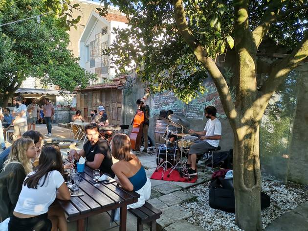 Jazz na Letraria Craft Beer Garden