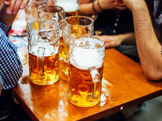 To the surprise of absolutely no one, Germans spend the most on beer annually