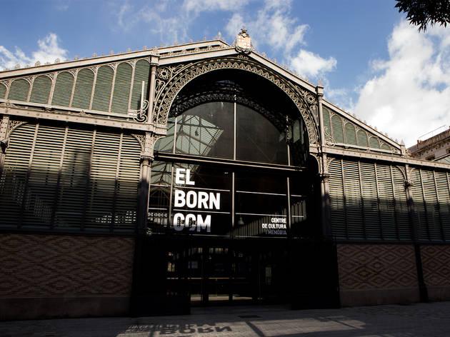 El Born Centre de Cultura i Memòria, al barri del Born.