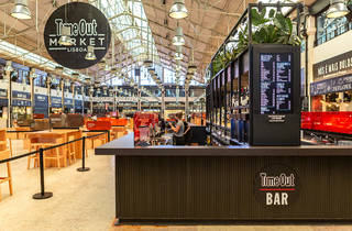 Comida, Bebida, Time Out Market Lisboa, Time Out Bar, Pos Covid