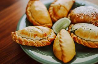 Restaurante, Las Cholas, Empanadas