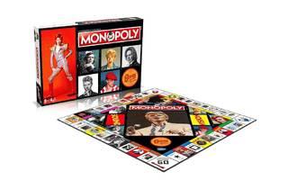 El nuevo Monopoly de David Bowie