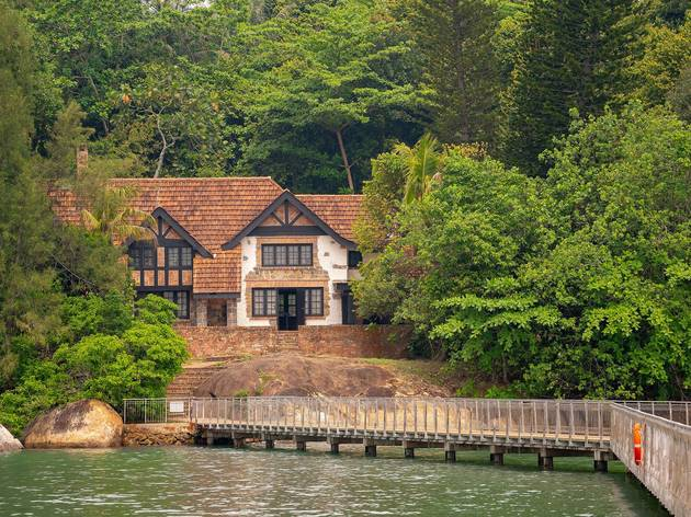 The most beautiful traditional architecture in Singapore
