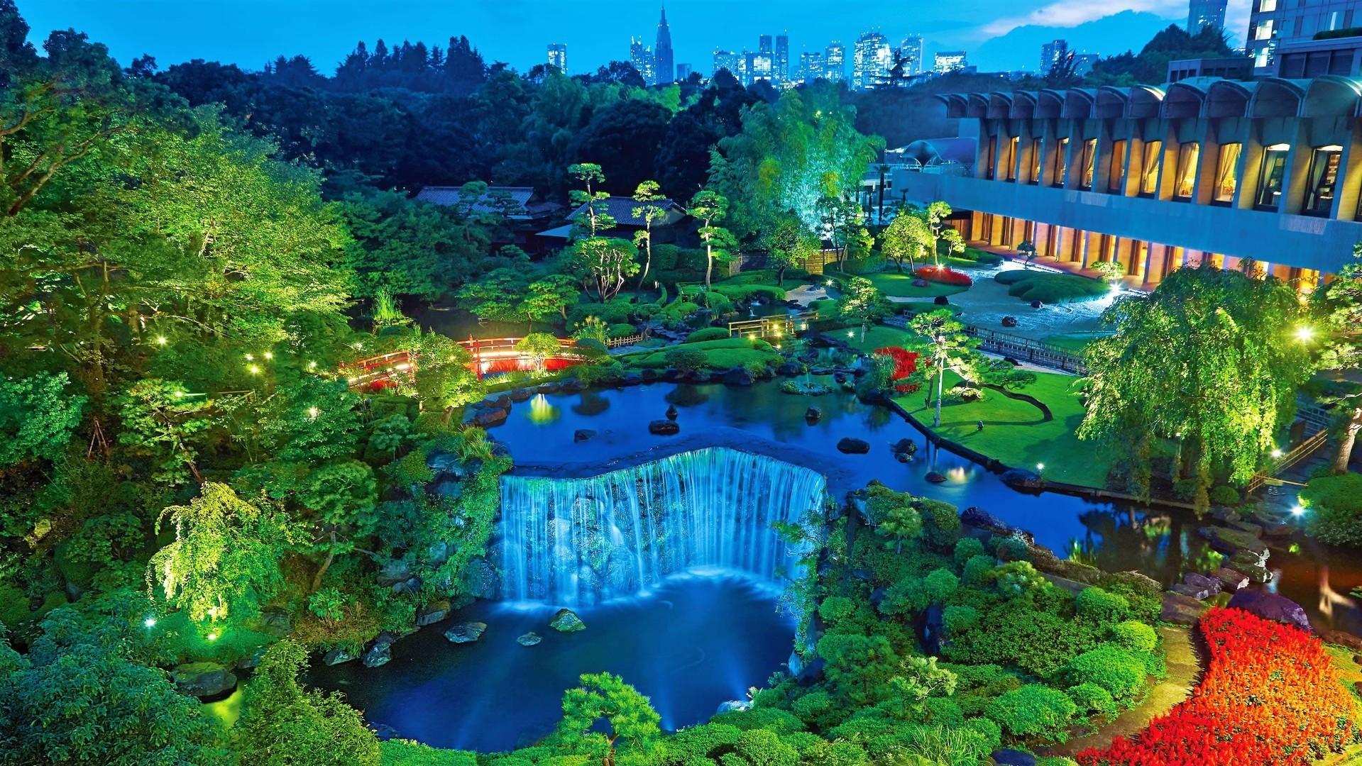 Hotel New Otani Landscape Garden