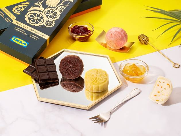 Ikea introduces its first-ever specialty mooncake