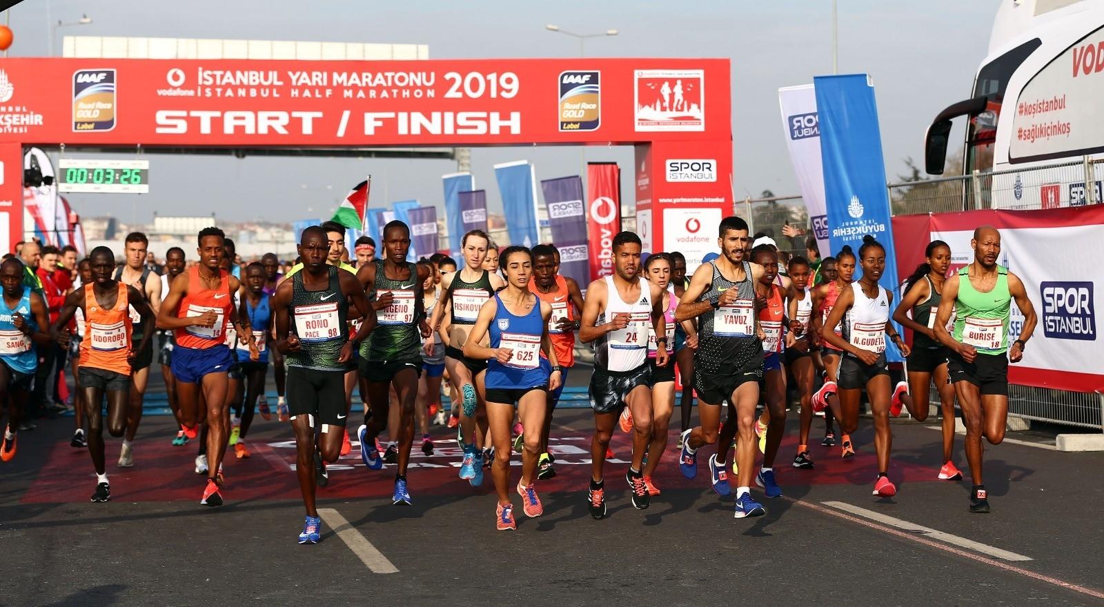 Vodafone İstanbul Yarı Maratonu