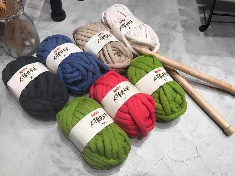 Yarn In The Works