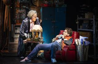 Back to the Future: The Musical, Adelphi Theatre, 2021
