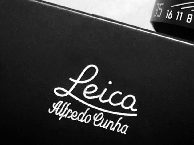 O vasto percurso do fotógrafo tem sido marcado pelas câmaras Leica
