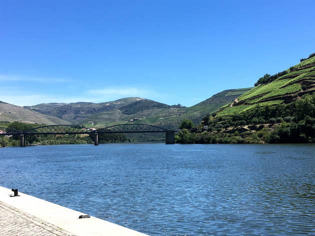 Rio Douro, Pinhão, Alijó